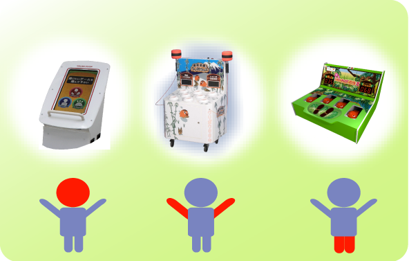 Games for the Elderly and Hospitalized|Our Products|SUN ELECTRONICS